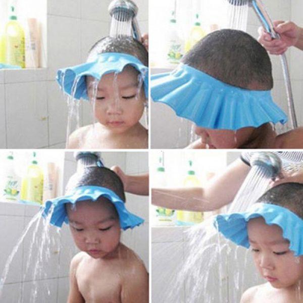 Adjustable Kids Shower Cap