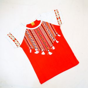 Cotton T-shirt for Girls