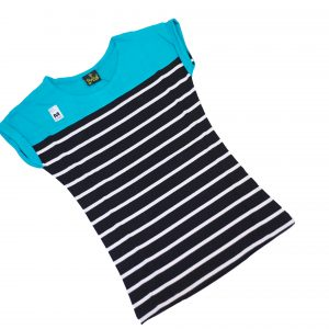 Striped T-shirt For Girls