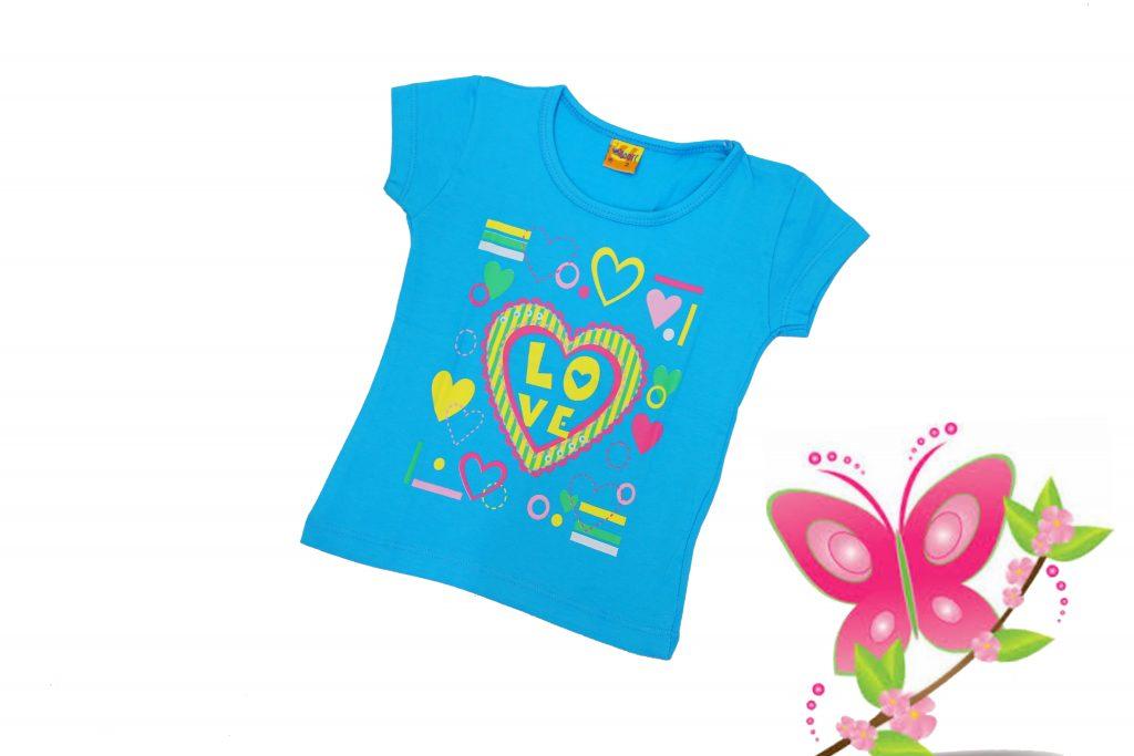 Daily Wear Summer T-shirt