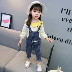 Baby Girl Dungaree Dress