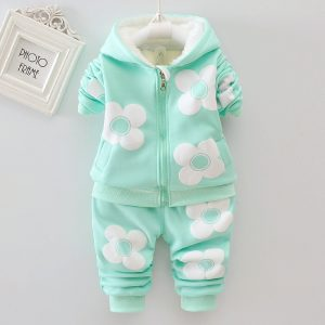 Warm Winter Clothes for Baby Girls
