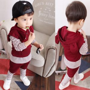 Trendy Boys Casual Dress