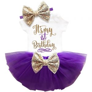 greentikki_first year birthday dress