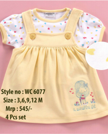 Sunshine Newborn Baby Girl dress