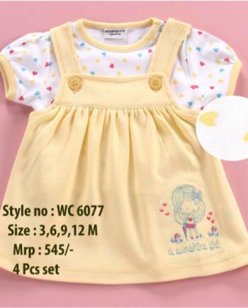 Sunshine Newborn Baby Girl dress