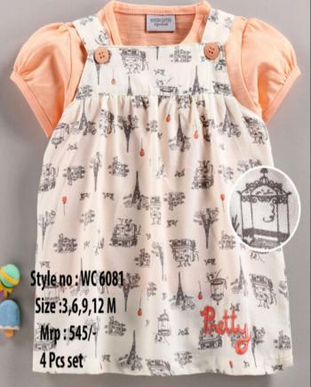 Pretty Newborn baby Girl Dress