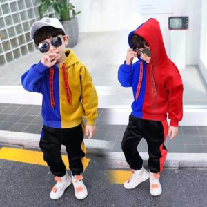 winter dress for boys