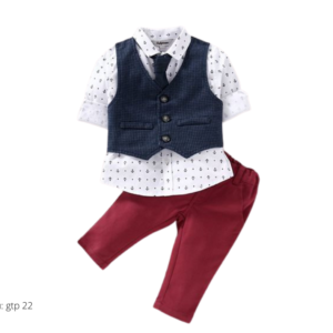 Boys party wear dress