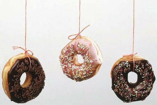 doughnut race