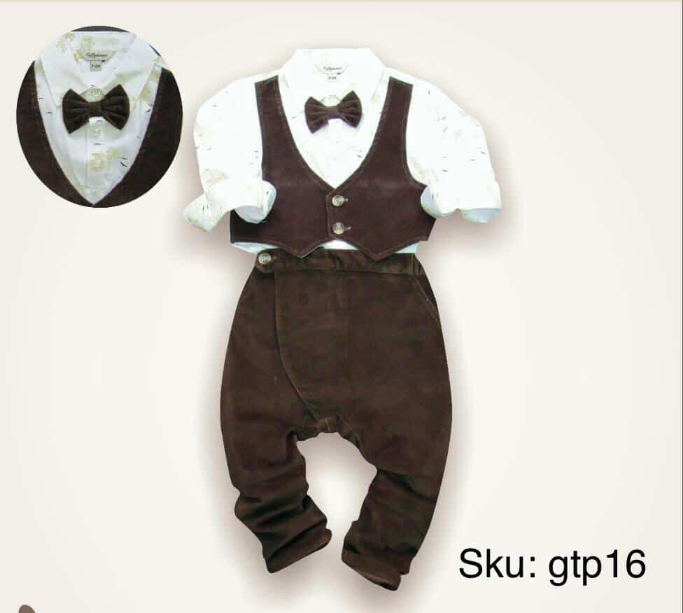 patywear dress for boys