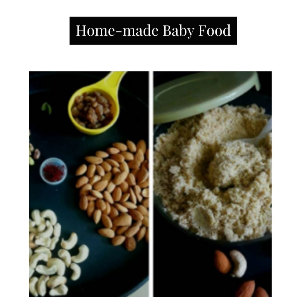 greentikki_ home made baby food