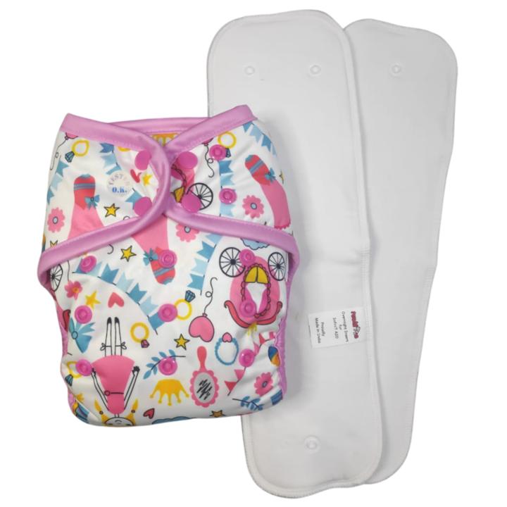 Greentikki_(Preschooler AIO Diaper)