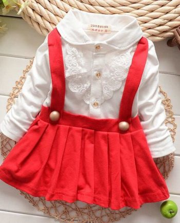 Greentikki_Baby girl cute dress