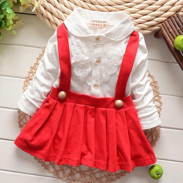 Greentikki_Baby girl cute dress