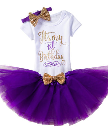 first birthday dress for baby girl
