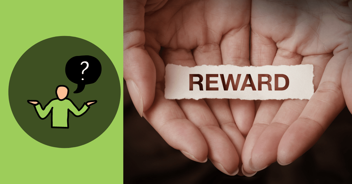 why rewarding a child is bad